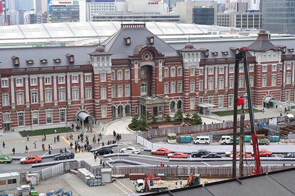 2015.03.01.東京ステーションホテル P1300197