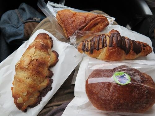 ベッケライ・ミンデンさんのパン