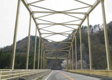 長野県 吉原橋