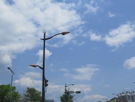 静岡県 街灯