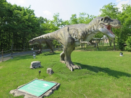 ジェラシックなパーク ティラノザウルス