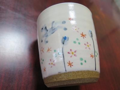 笠間工芸の丘 お馬のマグカップ