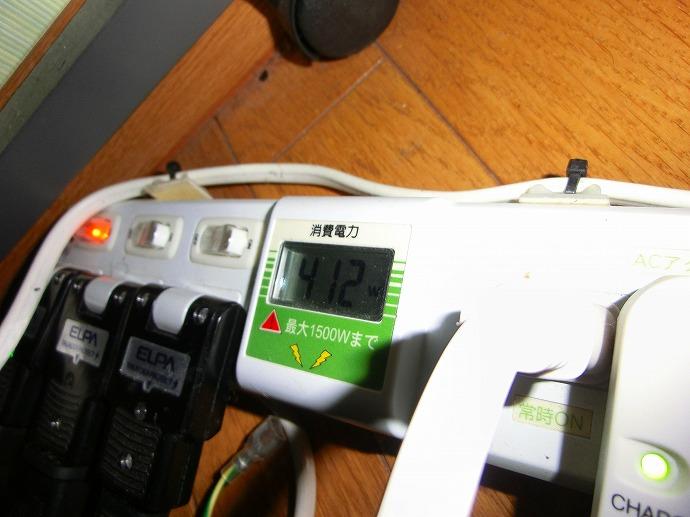 定格3DM11実行時電力