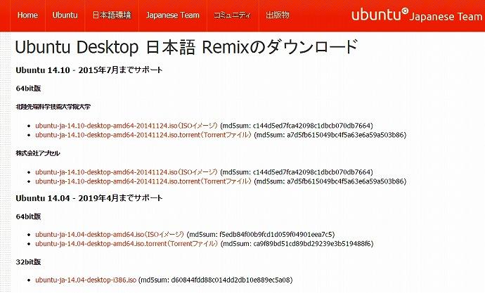 Ubuntu HP