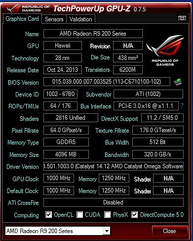 290X Core1000