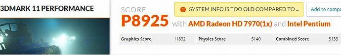 3DM11 core1150 P8925