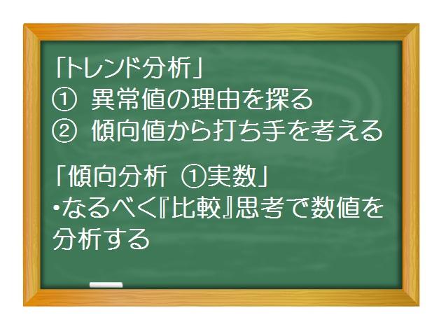 財務分析(入門編)_成長性分析(2)トレンド分析の基礎