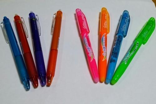 今どきのペン