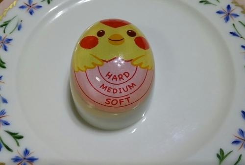 茹で卵タイマー