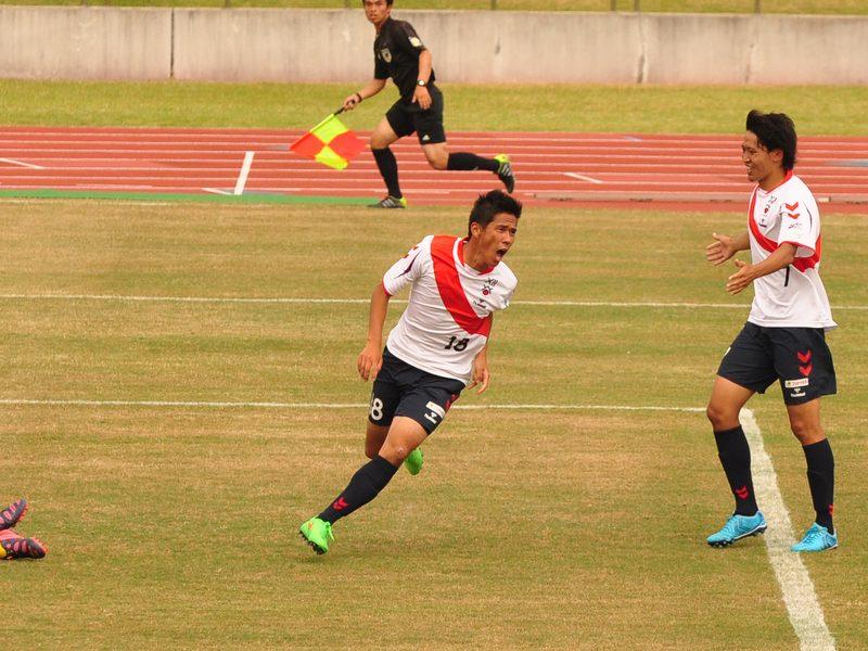 2015東海リーグ第4節vsFC岐阜セカンド-2