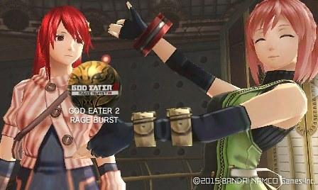 PS Vitaの画面(教官先生バージョン)
