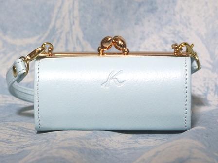キタムラのバッグ型小銭入れ