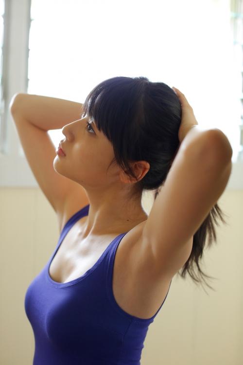 腋フェチ専用 矢島舞美のグラビア画像