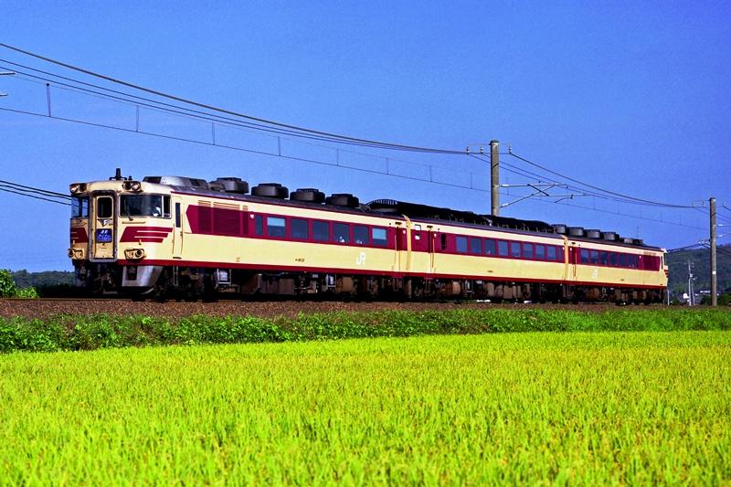 2000年8月15日 東松江~揖屋にて (4)