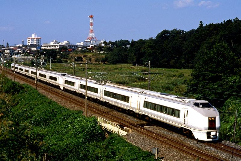 1997年10月1日 赤塚~偕楽園(臨)にて (3)