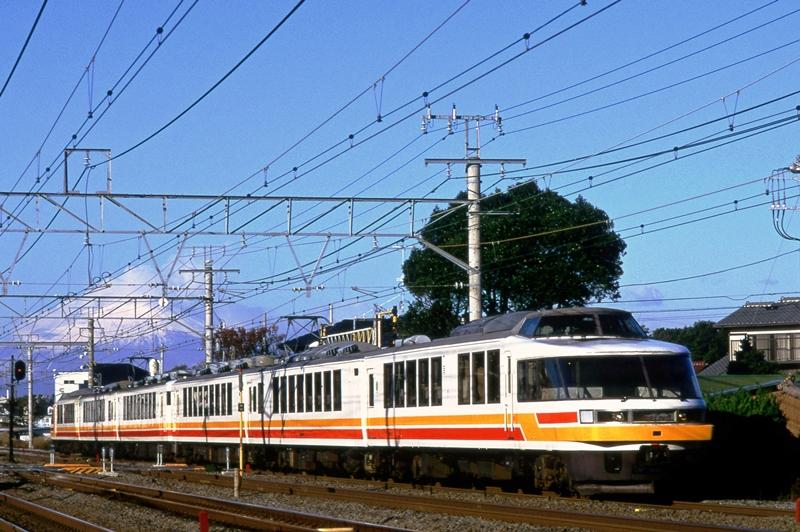 1996年12月1日 茅ヶ崎~辻堂にて