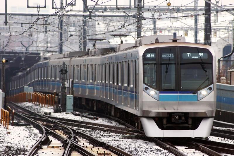 2015年1月30日 中野にて (1)