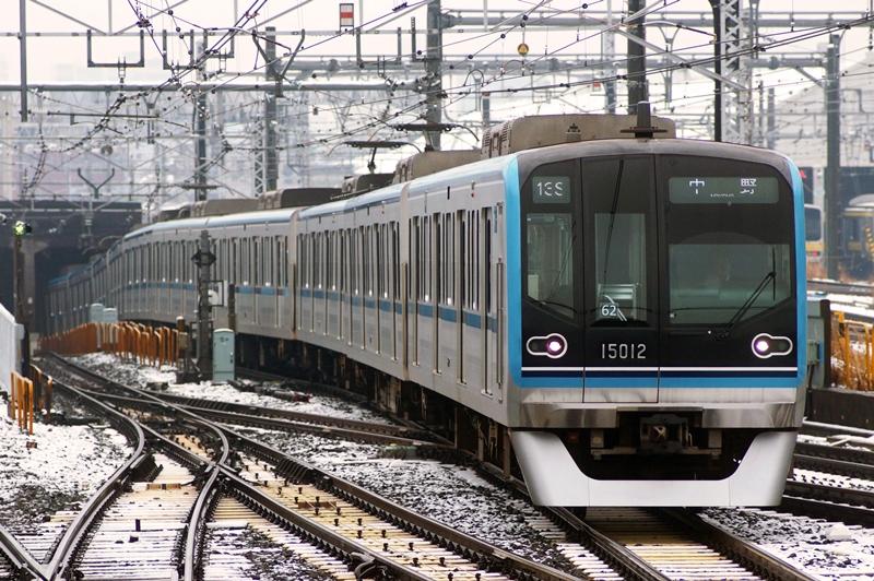 2015年1月30日 中野にて (2)