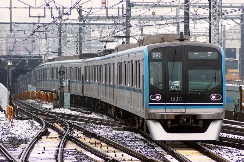 2015年1月30日 中野にて (4)