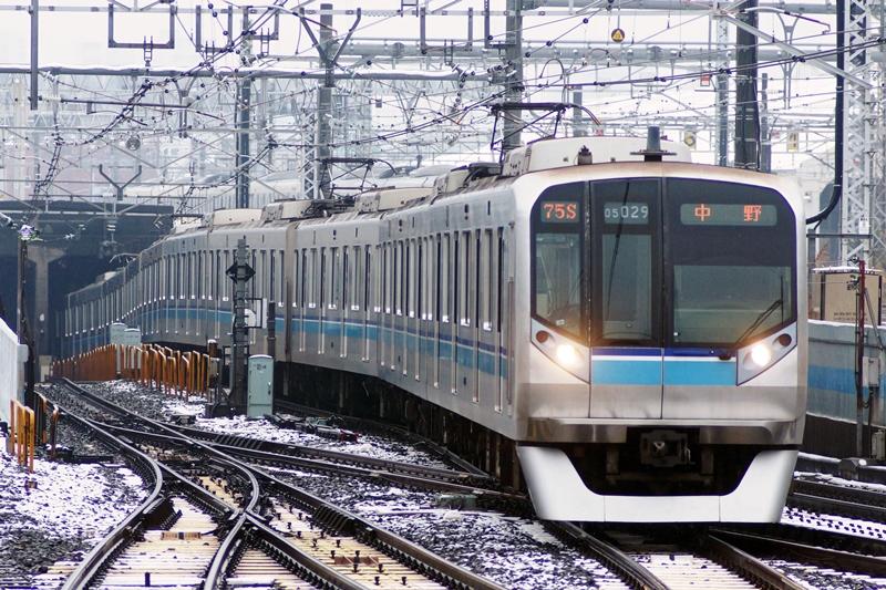 2015年1月30日 中野にて (5)