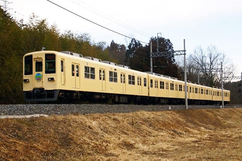 2015年2月9日 東武竹沢~男衾にて