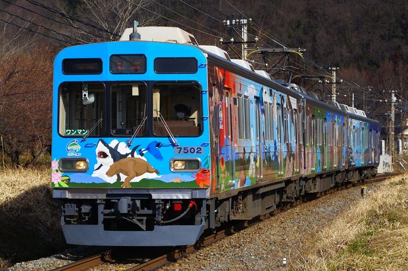 2015年2月16日 樋口~野上にて (2)