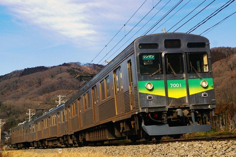 2015年2月16日 樋口~波久礼にて (1)