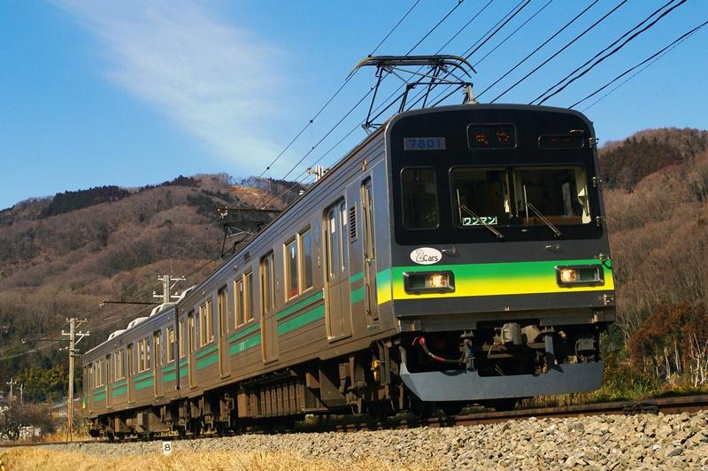 2015年2月16日 樋口~波久礼にて (2)