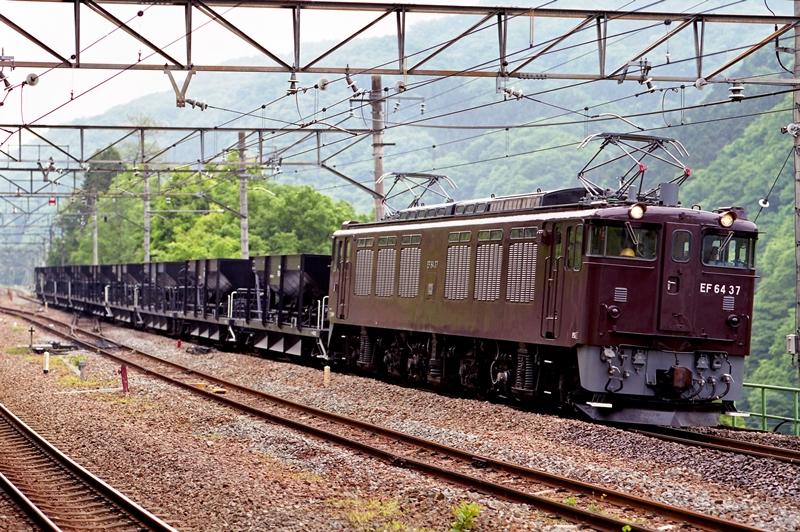 2003年5月14日 上野原~四方津にて