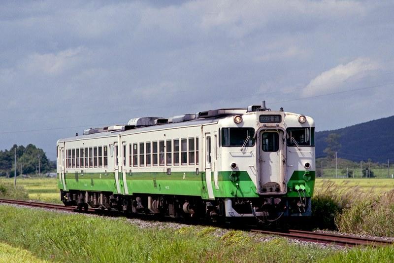 2004年9月8日 佳景山~鹿又にて