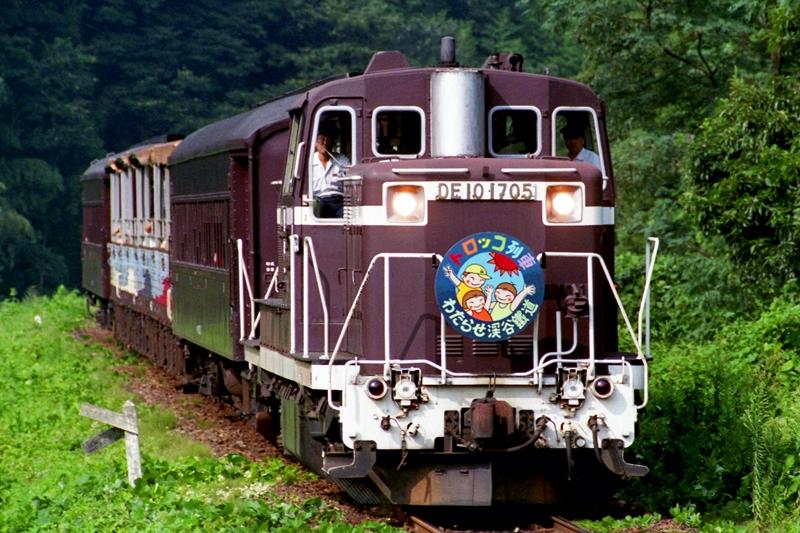 1992年8月30日 中野にて (1)