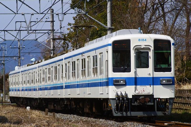 2015年3月23日 武州長瀬~川角にて (1)