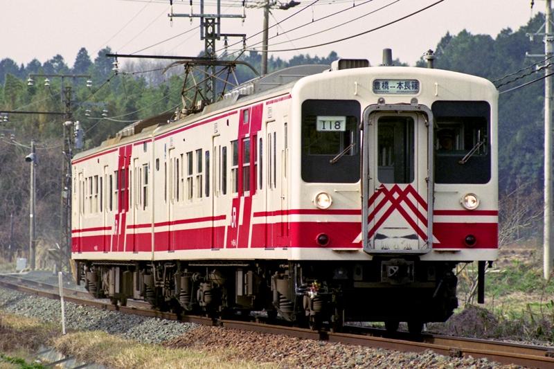 1990年3月5日 三河東郷~大海にて