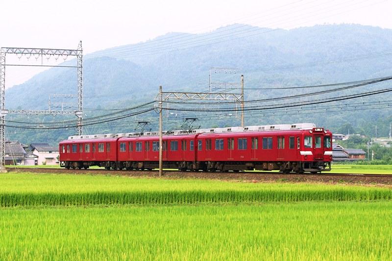 2008年8月2日 三本松~赤目口にて (1)