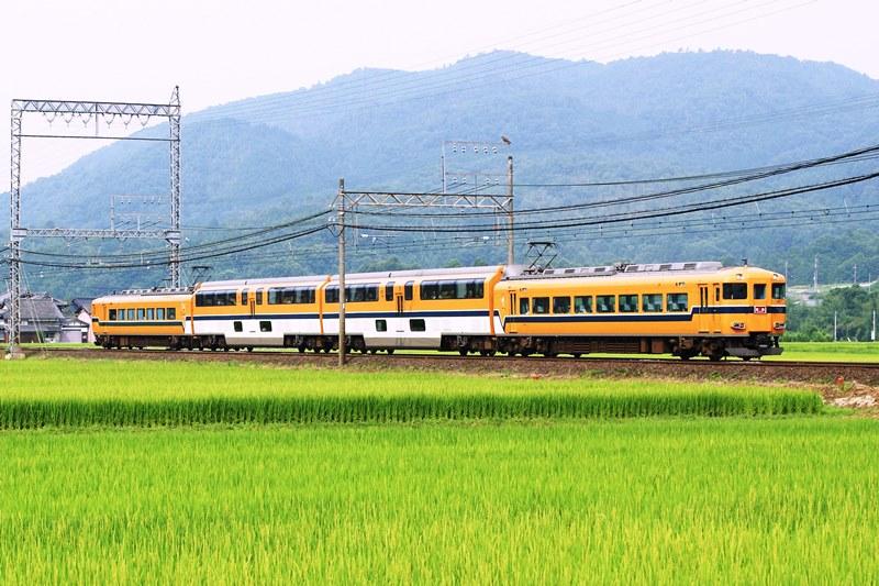 2008年8月2日 三本松~赤目口にて (2)