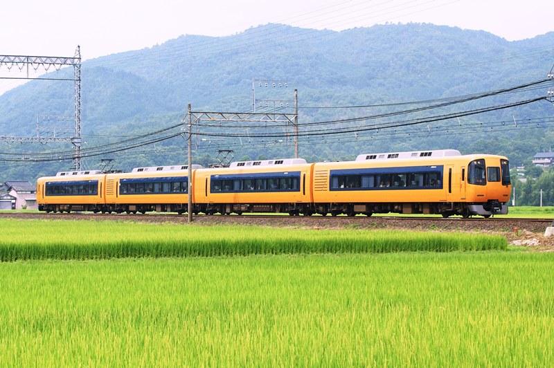 2008年8月2日 三本松~赤目口にて (3)