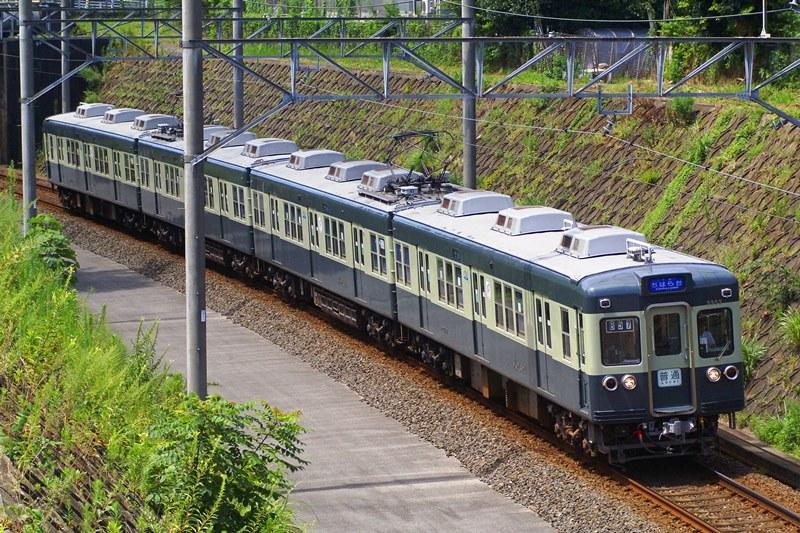 2009年8月16日 千葉寺~大森台にて