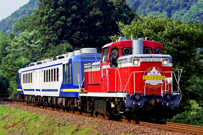 2001年7月15日 本宿~上神梅にて