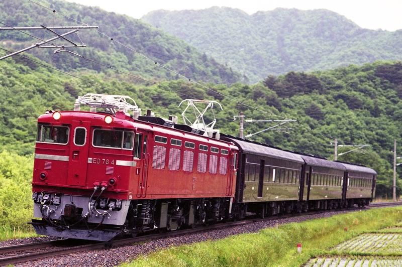 1998年5月24日 西仙台ハイランド(臨)~作並にて (2)