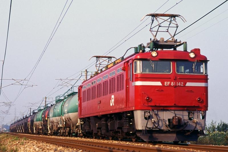 1996年7月26日 羽生田~田上にて (3)