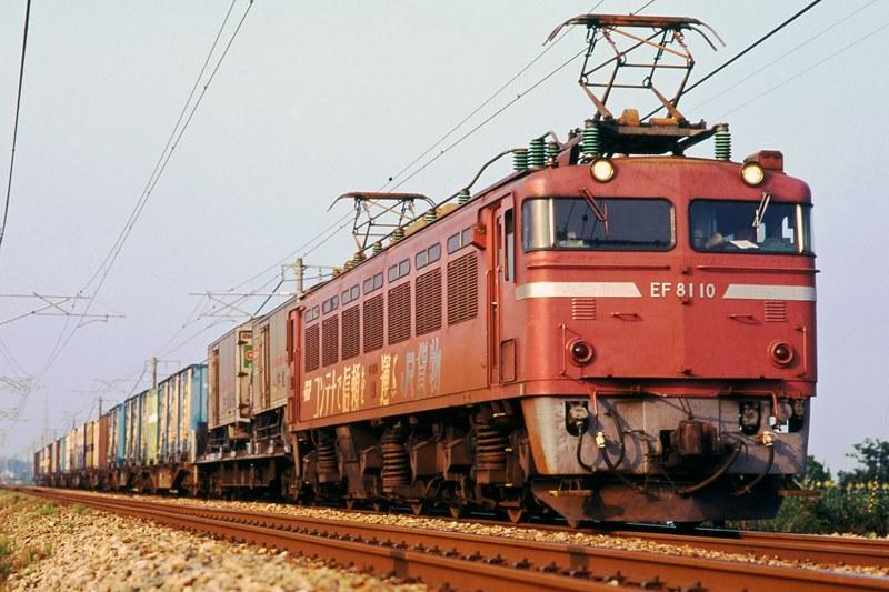 1996年7月26日 羽生田~田上にて (4)