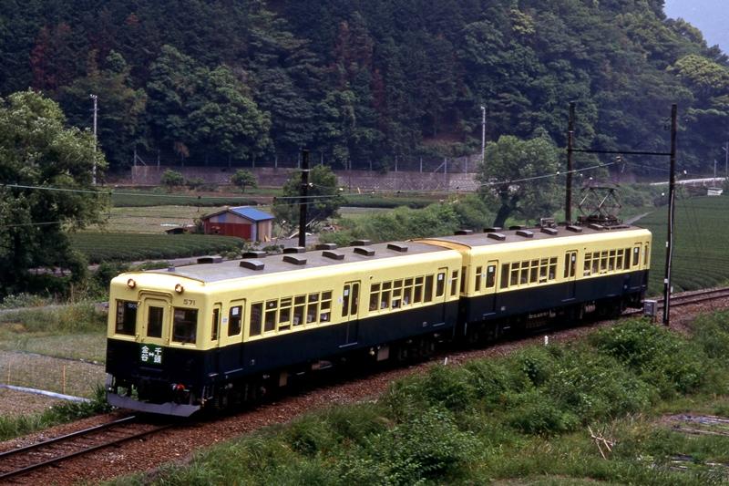 1996年6月4日 福用~大和田にて (2)