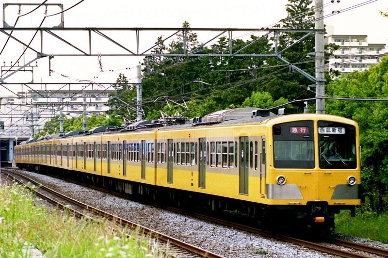 1993年6月8日 航空公園~所沢にて (2)