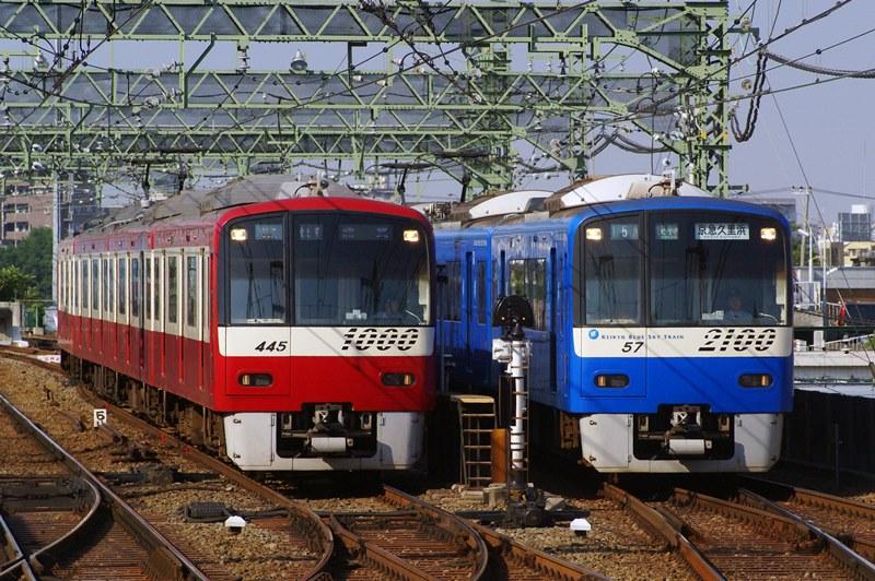 2008年7月2日 京急川崎にて (1)