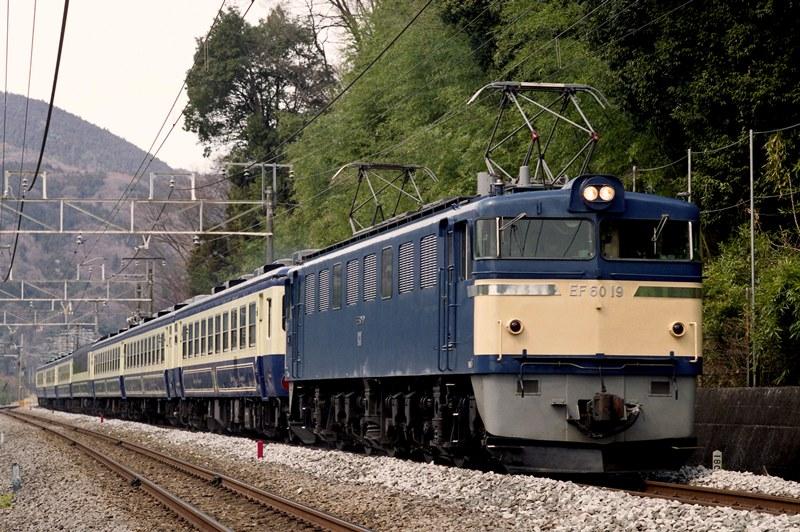 2008年3月28日 津久田~敷島にて