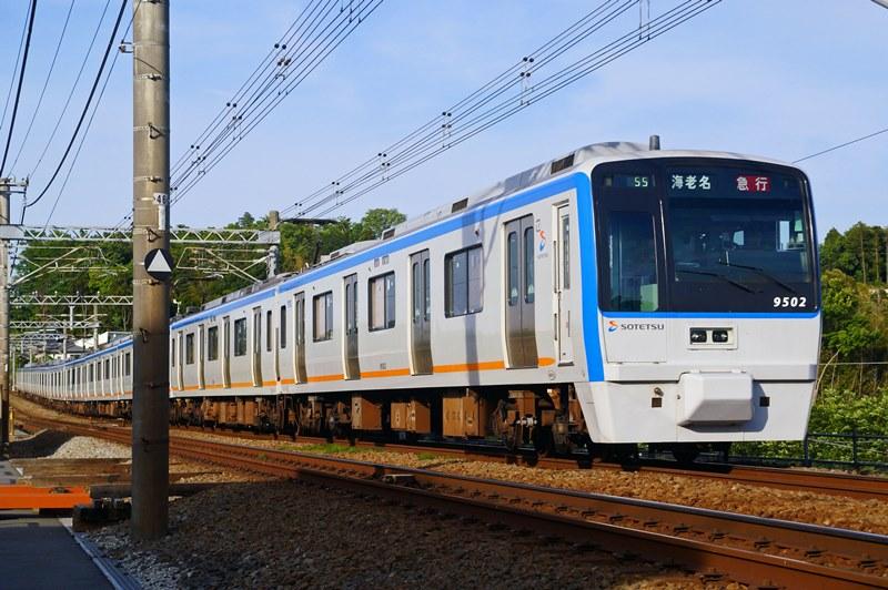 2015年5月11日 かしわ台~海老名にて (3)