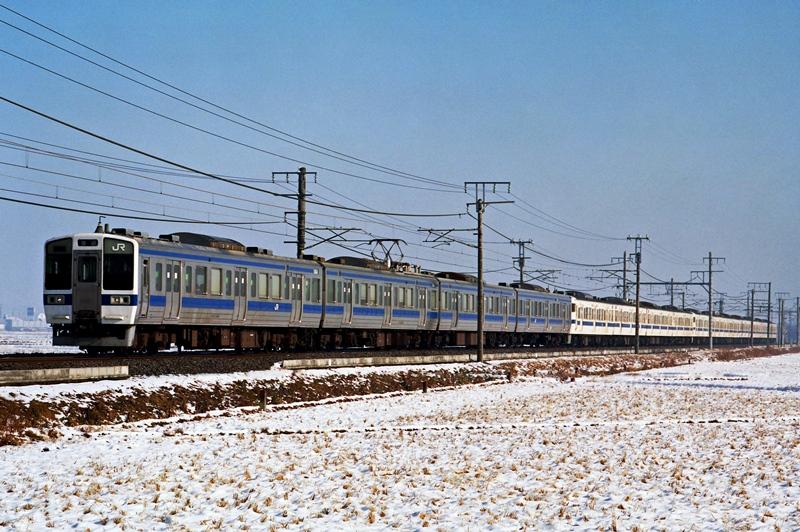2001年1月21日 藤代~取手にて (2)