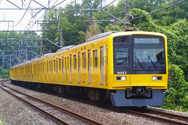 2015年5月28日 所沢~秋津にて (6)