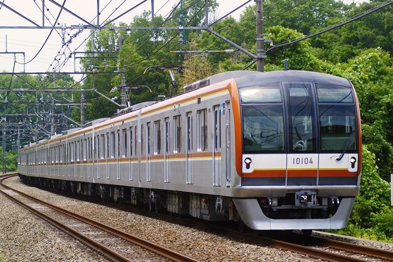 2015年5月28日 所沢~秋津にて (1)