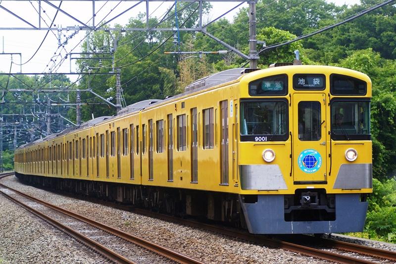 2015年5月28日 所沢~秋津にて (2)